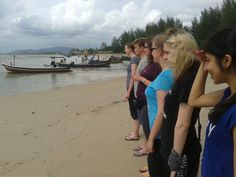 #Thailand is a beauty. And our #volunteers have just started exploring it! #GVIunder18CR