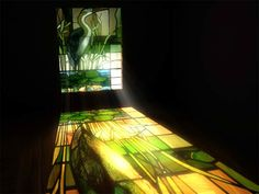 Quick Tip: Creating Stained Glass Using Advanced Transparency In 3D Studio Max