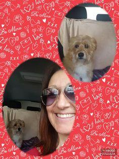 Hoy las chicas nos vamos solas....La pequeña Lisy a la peluqueria y yo al masajista!!! #anabelycarlos #somostres #unanuevaetapa