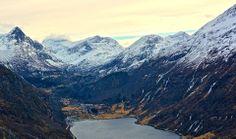 Geiranger village, Norway with DJIPhantom and GoPro