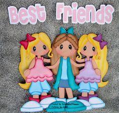 0dc81e58776 Using Best Friends from LSOH a custom order. Zayda Aguila · foami