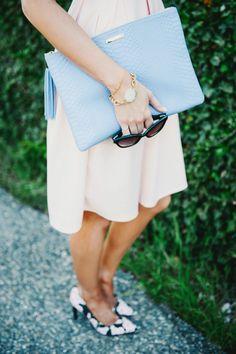 GiGi New York | Little J Style Fashion Blog | Uber Clutch
