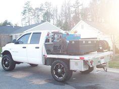 Welding rig trucks - Dodge Cummins Diesel Forum