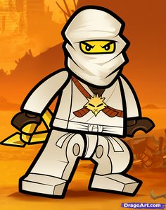Craft, Interrupted: Ninjago Party Printables ~ You can make them, too!