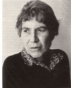 Natalia Ginzburg (1916 - 1991) wrote short stories, novels and essays. Her works include 'È stato così' (1947) (English: 'The Dry Heart', 1949) and 'Mai devi domandarmi' (1970) (English: 'Never Must You Ask Me', 1973). She is considered by some one of the greatest and most celebrated Italian writers of the 20th century.