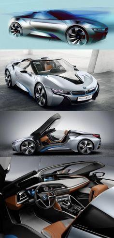 BMW Spyder | repinned by an #advertising agency from #Hamburg / #Germany - www.BlickeDeeler.de