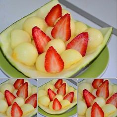 Vá de fruta que é bom demais!