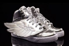 Jeremy Scott Flies High With This Latest adidas JS Wings