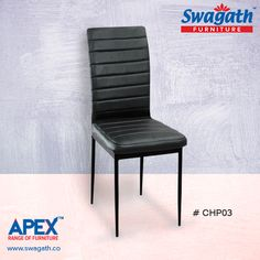 The new #CHP03 #chair collections from Swagath's APEX range of #furniture is outstanding in terms of comfort & luxury!!