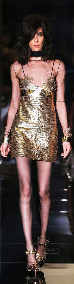 Tom Ford Spring-summer 2015.