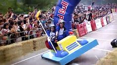 Red Bull Soapbox Race 2012 Hong Kong (VIDEO)