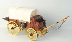 Dale Ford - Contemporary Chuck Wagon Model. WE MADE THIS AS A FAMILY!