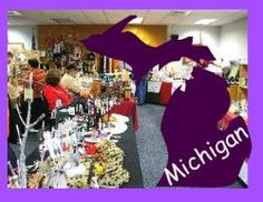 Michigan craft shows - Find craft shows in Michigan for 2013 right here!  Sign up to receive a list of Michigan craft shows and fairs in your inbox too.