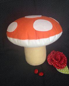 Cogumelo de feltro