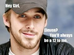 Hey Girl/You're a 12