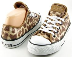 Image detail for -CONVERSE SEQUINS Giraffe Womens Designer Shoes Sneakers 7.5 EUR 38 ...