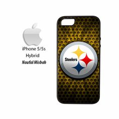 Pittsburgh Steelers #4 iPhone 5/5s HYBRID Case Cover