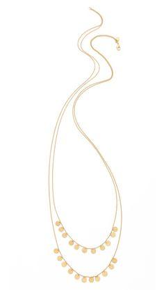 Fatima Layer Necklace by Gorjana  www.gorjana-griffin.com