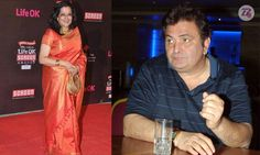 Moushumi Chatterjee says Rishi Kapoor is a 'spoilt brat,' Rishi responds by calling her a 'crack pot'