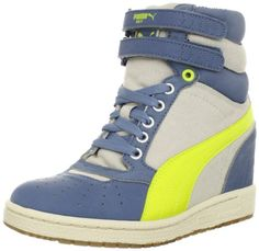 0718bae9d84 PUMA Women s Sky Wedge LC Fashion Sneaker
