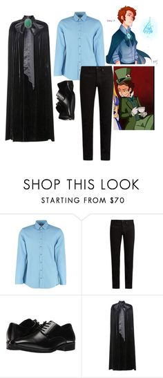"""""""Dipper gleeful"""" by iloveyououtfits ❤ liked on Polyvore featuring Gucci, KURO, Stacy Adams, Dolce&Gabbana, Stephen Dweck, men's fashion and menswear"""
