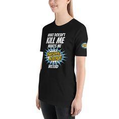 Comic Art Awesome Acrobat text T-Shirt Women's Shirts, Comic Art, Comics, Awesome, Mens Tops, T Shirt, Collection, Fashion, Supreme T Shirt