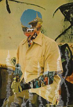 """"""" Under my skin """" by Mary Virginia Carmack Love Collage, Collage Art, Collage Design, Collage Ideas, Illustrations, Illustration Art, Surrealist Collage, Collages, Mixed Media Art"""
