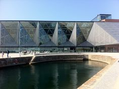 """""""Kulturværftet"""", Helsingor, Denmark"""