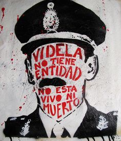 The walls of the Argentine city – enlivened by massive murals, whimsical painted figures, moody graffiti and subtle but emblematic stencils – carry a powerful political charge. Stencil Street Art, 3d Street Art, Street Art Graffiti, Grafiti, Argentine, Sidewalk Chalk, Public Art, Urban Art, South America