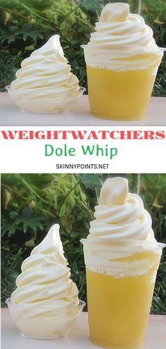 Ww Desserts, Light Desserts, Weight Watchers Desserts, Ww Recipes, Skinnytaste Recipes, Disney Recipes, Salad Recipes, Low Carb Diet Plan, Diet