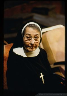 Mother Mary Pius Regnier in 1968