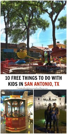 Note: Did you know that we've got 50+ guides with 10 fun, free family friendly things to do in cities all over the world! Check out the complete list here. I like to call it Creating Really Awesome Fun Trips!  San Antonio is just a hop, skip, and a jump away from us here in Austin, TX. …