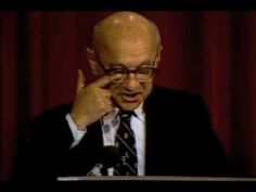"""Milton Friedman - Socialized Medicine  What a nerdy, balding, unassuming little Prophet Milton Friedman was.  Too bad more people weren't paying attention when he outlined the catastrophic pitfalls of the """"Affordable Care Act"""" aka """"Obamacare"""" in 1978, when Barack Obama was just a 17 year old pot smoking embryonic socialist, and now, enacted by presidential fiat in 2013, 7 years after Friedman's death."""