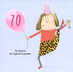 Bestselling Funny Cards from the Comedy Card Company 70th Birthday Card, Birthday Wishes Quotes, Happy Birthday Funny, Happy Birthday Images, Sister Birthday, Funny Birthday Cards, Happy Birthday Wishes, Birthday Messages, Birthday Greetings
