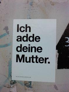 Street Art Berlin Sticker