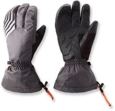 With advanced coverage for comfort in stormy weather—men's Novara Stratos winter cycling gloves. #REIGifts