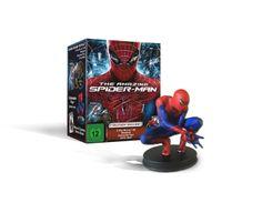 The Amazing Spider-Man 3D 2-Disc Figuren-Box-Set, Steelbook, inklusive Comic