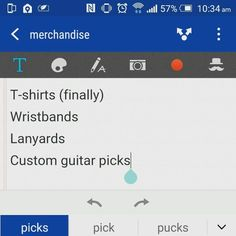Working on some new ideas for #merchandise for #spiderhandspnz this morning.  We will be ordering the first #tshirt this week, exciting!  What else do you think we could add to our merch list? #Hoodies? I remember web admin Jack mentioning hoodies.  All suggestions are welcome!