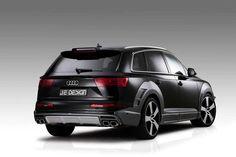 Audi SQ7 and Q7 Widebody
