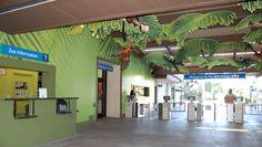 San Diego Zoo Signage