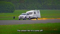 Top gear on motor home
