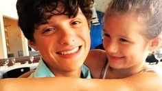 Caleb Logan, tredicenne, figlio di Katie e Billy, fratello di Annie e Hayley, è morto il primo ottobre. A guardarlo crescere da 5 anni una