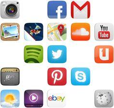AppsIcons 1 Icons, Google, Logos, Youtube, Tech, Ebay, Technology, Logo, Ikon