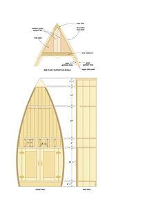 Build this boat-shaped bar