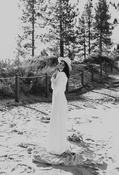 sand-harbor-lake-tahoe-elopement-photography-photographer #lenamedoyeffbridal #moonlightlace #lackofcolor #laketahoewedding #laketahoeelopement #fernandagown #renowedding Elope Wedding, Boho Wedding, Sand Harbor Lake Tahoe, Lake Tahoe Vacation, Reno Tahoe, Lake Tahoe Weddings, Photography Photos, Beautiful Images, Florals