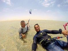 Experiencias Inolvidables  kitesurf moments  @feli_gh @pedrojaen  #dakhla #kite #sahara #travel #sport #northkites