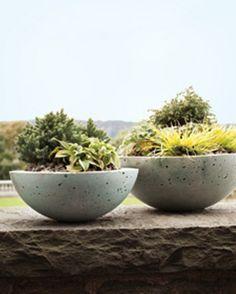 Bowl Hypertufas