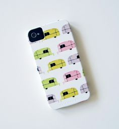 Trailer IPhone 4/4s case ~ via Etsy.\  I think I might need one of these!