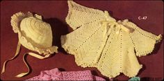 Crochê para Bebê. / Crochet for Baby