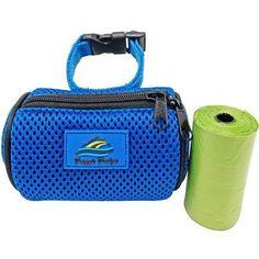 American River POOP BAG Holder - Blue Puppy Supplies, Designer Dog Clothes, Dog Boutique, Dog Items, Dog Coats, Dog Design, American, Cool Toys